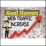 50,000 Real Visitors to your Website or Affiliate Link for $10